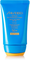 Shiseido Ultimate Sun Protection Cream Spf50 Wetforce, 50ml - one size