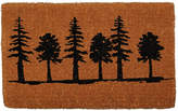 Rejuvenation Tree Silhouette Doormat