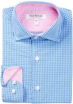 Isaac Mizrahi Multi Check Plaid Button Down (Toddler, Little Boys, & Big Boys)