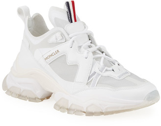 Moncler Men's Timael Chunky Trainer Sneakers