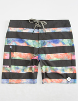 ROARK Stripoli Mens Boardshorts