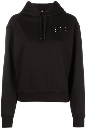 McQ Swallow Graphic-Print Hoodie