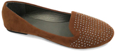 Tan Studded Loafer