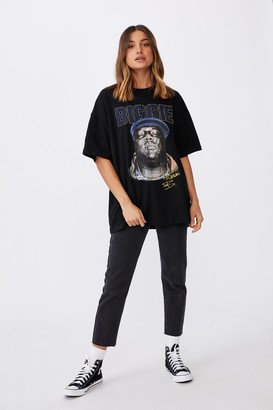 Supre ACDC Oversized Tee