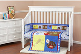Dream On Me All-Star Athlete 3 Piece Crib Bedding Set