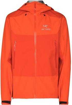 Arc'teryx Beta SV hooded jacket