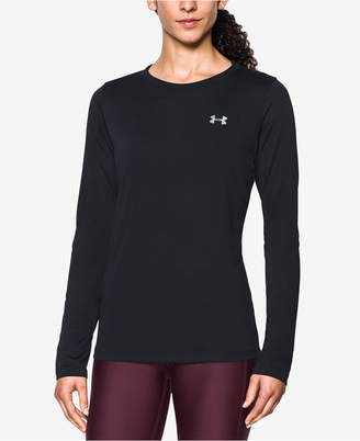 Under Armour Ua Tech Long-Sleeve T-Shirt
