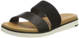 Call it SPRING Eu EU Women's KESTELL Closed Toe Sandals (Jet Black 001) 4.5 UK