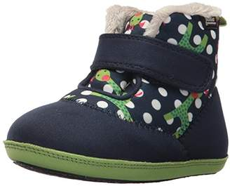 Bogs Elliott Infant/Toddler Waterproof Snow Boot for Boys and Girls