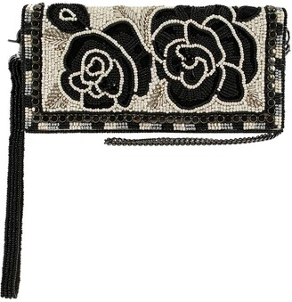 Mary Frances Women's Best Buds Crossbody Wallet