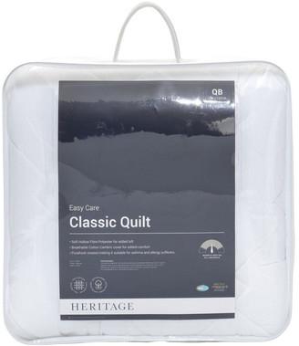 Heritage Classic Quilt No Colour