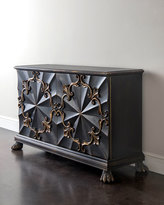 John-Richard Collection ANTONIA TWO DOOR CONSOLE