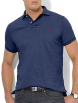 Polo Ralph Lauren Classic Fit Short Sleeved Cotton Mesh Polo