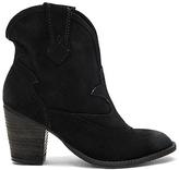 Jeffrey Campbell Upland Booties in Black