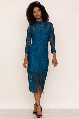 Yumi Kim Leading Lady Lace Dress
