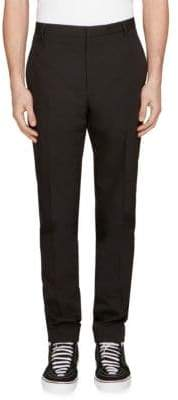 Givenchy Twill Wool Dress Pants