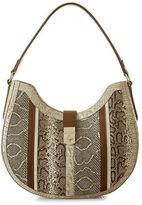 Brahmin Bethany Oleta Leather Hobo Bag