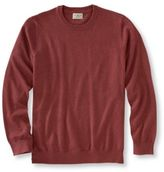 L.L. Bean Cotton/Cashmere Sweater, Crewneck