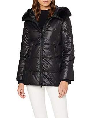 Taifun Women's 4500-11704 Jacket, (Black 10), 14 (Size: )