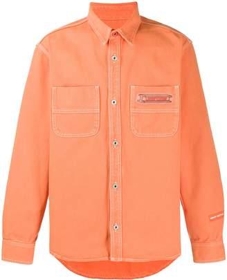 Heron Preston uniform button-up shirt