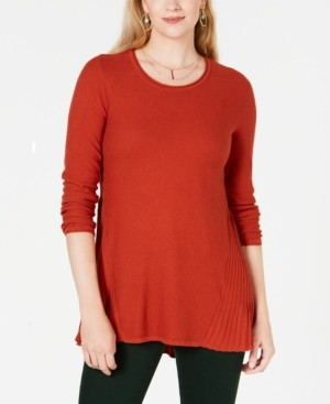 Style&Co. Style & Co High-Low Tunic Sweater, Created for Macy's