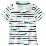 Gymboree Gator Polo