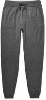 Ermenegildo Zegna Tapered Cashmere and Silk-Blend Sweatpants