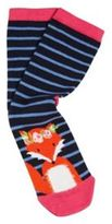 F&F Festival Fox Ankle Socks, Women's