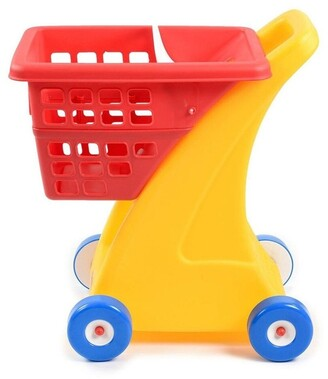 Little Tikes hopping Cart Red No