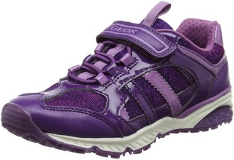 Geox Girls J Bernie D Low-Top Sneakers