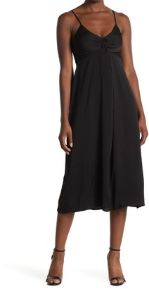 Hyfve Twist Front Cami Dress