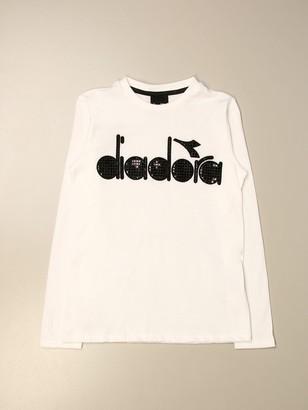 Diadora T-shirt With Logo