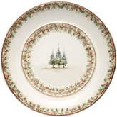 Arte Italica Natale Large Round Signed Platter