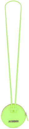 Jacquemus Le Pitchou Bag in Neon Yellow | FWRD