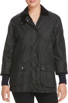 Barbour Rain Bedale Spot Print Raincoat - 100% Exclusive