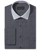 Donald Trump Donald J. Dress Shirt, Micro Box Check French Cuff