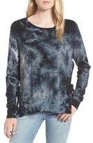 Pam & Gela Women's Tie Dye Sweatshirt