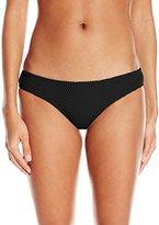 Roxy Women's Festival Fun Cheeky Mini Bikini Bottom