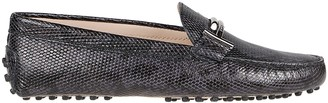 Tod's Tods Loafer Rubbers Double T