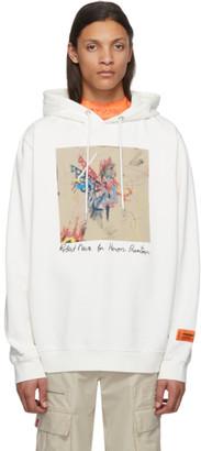 Heron Preston Off-White Robert Nava Edition Ribs Hoodie