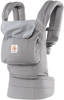 Misty Gray Ergonomic Multi-Position Baby Carrier