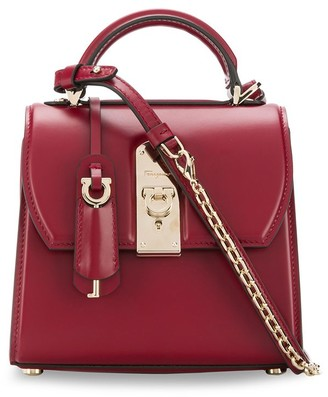 Salvatore Ferragamo Boxyz top handle bag
