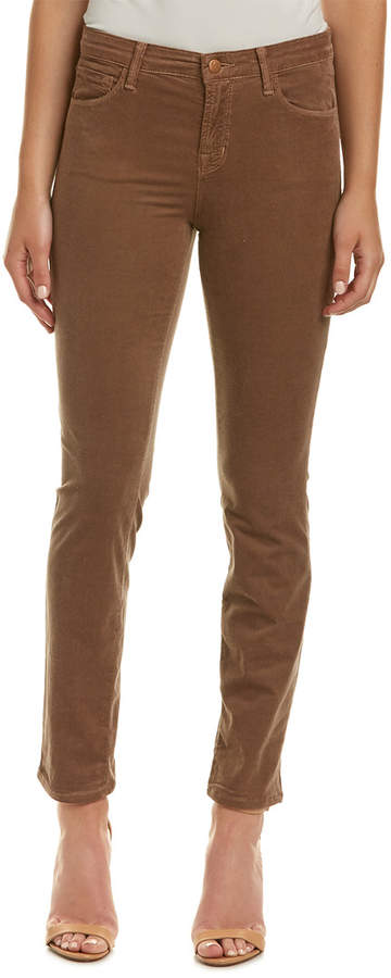J Brand J Band For Theory Brown Skinny Leg
