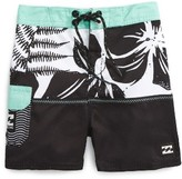 Billabong Boy's Fifty50 Lo Tides Board Shorts