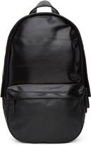 Haerfest Black Leather H5 Capsule Backpack