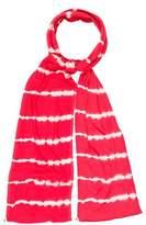 Michael Kors Cashmere Tie Dye Scarf