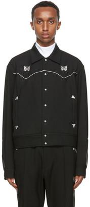 Needles Black Twill Cowboy Jacket