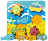 House of Fraser Hamleys My Stacking Fish Puzzle