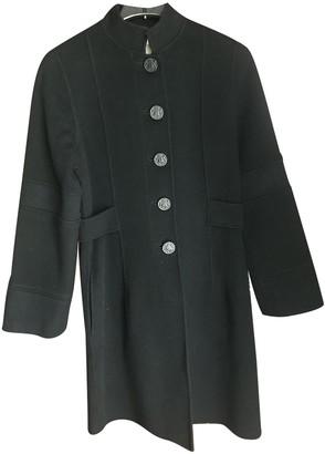 Paul & Joe Black Wool Coat for Women