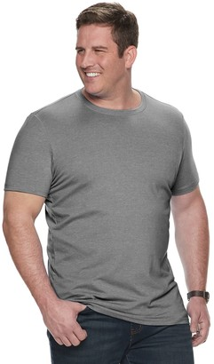 Sonoma Goods For Life Big & Tall Supersoft Regular-Fit Crewneck Tee